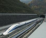 TRAINS MAGLEV