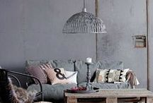 Industrial / Industrial Design Interiors Home Decor