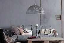 Industrial / Industrial Design Interiors Home Decor