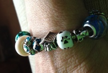 Beads and Charms / Beads that fit my Pandora bracelet and necklace. / by Sandra Tardel Versluys
