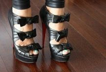 I'm steppin out / Awesome shoes  / by shavon rogers