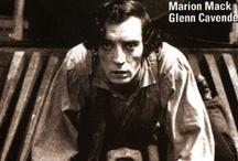 Cine mudo/ silente / Cine anterior á chegada do cine sonoro. O taboleiro inclúe tamén películas de transición entrámbolos dous medios.