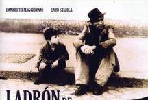 Neorrealismo / Movemento que xurdiu a mediados dos 40 en Italia que propón un cine comprometido coa dura realidade da época. Oposto ao idealismo e a notable artificialidade narrativa de Hollywood, o seu tono documental susténtase moitas veces en actores non profesionais. O seu éxito axiña se extendeu ao resto do mundo