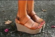Shoes / Boots, high heels, ballerinas, all kind of shoes that we'll help you to complete your outfit! Follow :)