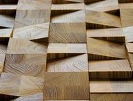 Wood inspiration / Intriguing concepts and inspiring photos of all things wood