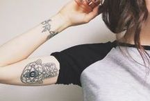 Tattoos / Idea to ink your body