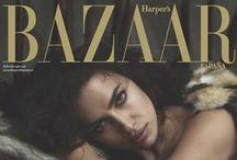 Portadas / Covers Harper's Bazaar España / Portadas de la revista Harper's Bazaar España.