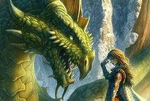 Fantasy / All fantasy cool stuff / by Elisabeth TenBrink Kelley