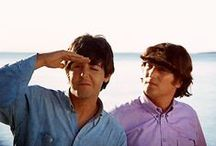 Paul McCartney&The Beatles / 'The Beatles were just four guys that loved each other. That's all they'll ever be.'~R.Starr