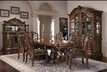 dining rooms / by Linda Evans