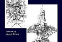 """Fontane di Roma (disegni a matita di Margot) / Questi sono disegni che mia moglie Margot ha fatto per il nostro libro sulle """"100 fontane di Roma""""  (vedi: http://fontanediroma.blogspot.it)"""