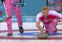 Curling / Beautiful Winter Sport. / by Luis E. Stolz