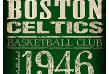 Boston Celtics / Boston Celtics, My Team! / by Luis E. Stolz