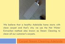 Steam Cleaning /  Any kind of home owner recognizes that carpet stains are unpreventable and the use of an excellent Carpet Steam Cleaning Adelaide service will eventually be required. While the majority of discolorations can be eliminated with soda water and a great towel, in much more severe cases expert aid may need to be gotten. In order to make a much more informed decision, people must end up being acquainted with what a steam cleaning company does.