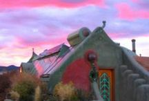 Earthships / Earthships are an amazing type eco friendly building. I hope you enjoy these as much as I do. Please follow if you enjoy.