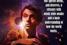 Carl Sagan / Carl Sagan quotes mostly. Please follow if you like the board.