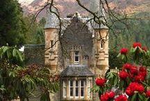 The world of my dreams / History, castles, manors, Tudor monarchy