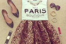 My style / Classy womans wear.