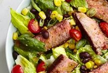FOOD | Healthy Eats / Meals that are more healthy, lean and clean...