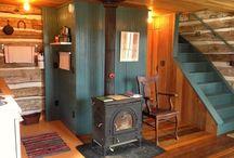 cabin interior ideas