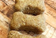 Dog Treats / The yummiest dog treats made at home!