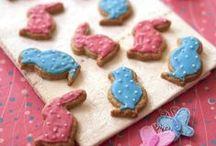 """Recettes de Pâques / Qui a dit que Pâques ne rimait qu'avec """"Chocolat""""?! En avant les recettes non-chocolatées !"""