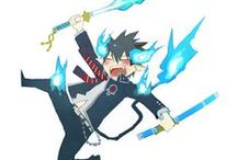 Blue Exorcist!!