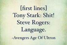 Marvel & DC <3 / Avengers, Guardians of the Galaxy, Captain America, Thor, Hulk, Hawkeye,  Black Widow... etc. / Wonder Woman, Suicide Squad, Justice League, Superman, Batman etc.