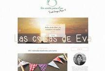 Las cosas de Eva / Inspiración e ideas para hacer realidad la boda hippie y vintage con la que sueñas.