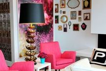 HOME | Living Spaces / by Nia Everal
