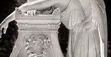 Angel Statues & Sculptures