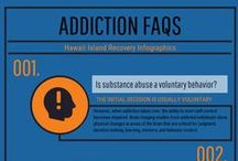 Addiction Infographics