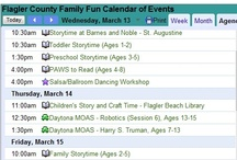 Activities and Events in Flagler County