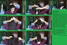 My hair tutorials / Photo-tutorials of my hairstyles.