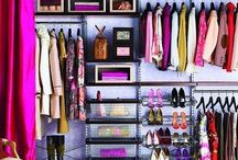 For Your Closet / Eye-candy for the fashionably organized.