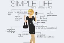 Good to know / Random facts and figures that inspire a lifestyle and business that flourish!
