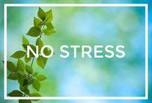 NO Stress / rimedi naturali per combattere lo stress