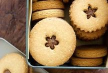 Cooking: Baking Cookies / Delicious cookie recipes and ideas.  For holiday cookies, see Christmas Food.