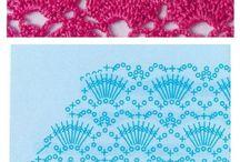 crochet charts / by iveena