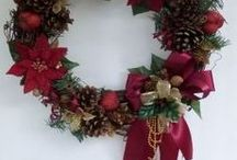Christmas Crafts / All kinds of crafts for the Christmas season.