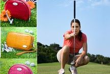 "Gifts for Golfers / The perfect gift for the golfer that has everything.  Our unique ""freeze and go"" bag lets the golfer take a snack, a chapstick, lipstick or medications.....any heat sensitive item and all is kept cool and fresh!"