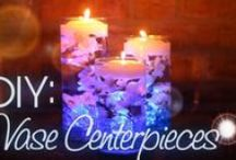 Crafts - Flowers, Arrangements & Centerpieces / Working with flowers, arrangements and various kinds of centerpieces.