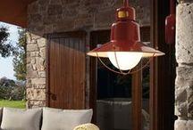 NEWPORT by Estudi Ribaudí / Familia de lámparas de estilo clásico para iluminación exterior. Diseñadas por Estudi Ribaudí.