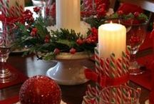 Christmas - Decorating / Decorating ideas for gifts or inside and outside the home. Look for more Christmas decorating under my crafts, lights & wreath boards.