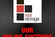 Our Online Auctions / Real Storage conducts public storage auctions which can provide you an opportunity to purchase items such as furniture, household items and sports equipment from abandoned self storage units.   Do you want to be part of storage wars, storage hunters or find the next big item that will make you MONEY. Then REGISTER today and begin bidding on the treasures hidden in storage spaces.