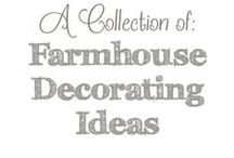 Home Decorating Ideas / HOME … a way of life. All things HOMEsteading, HOMEkeeping, HOMEschooling, and HOMEindustry. www.MollyGreen.com  / by Molly Green Magazine