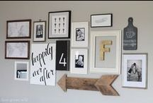 There's No Place Like Home / DIY Projects and Decoration Ideas for the Home / by made.by.meg