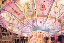 Carousels / ♥  / by Karen Smith