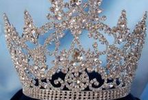 Crowns and Tiaras / by Karen Smith