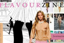 FlavourZine covers  / All covers of FlavourZine as seen on www.flavourites.nl/flavourzine